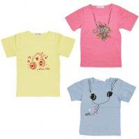 הדפסה על חולצות טריקו לילדים